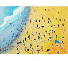 Beach Party by Neil McBride Photographic Print