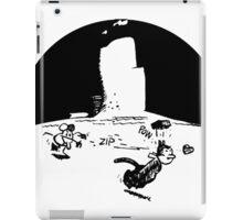 Krazy Kat Pulp Fiction iPad Case/Skin
