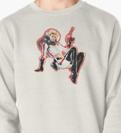 Nuka Girl - Retouched Pullover
