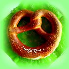Bavarian Pretzel by ©The Creative  Minds