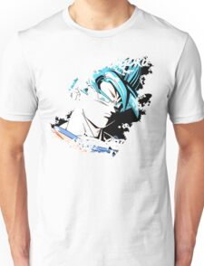 GOKU SUPER SAIYAN BLUE GOD - DRAGON BALL SUPER Unisex T-Shirt