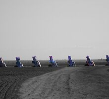 Cadillac Ranch by Paige