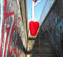 heart strings by Cheryl Morrice
