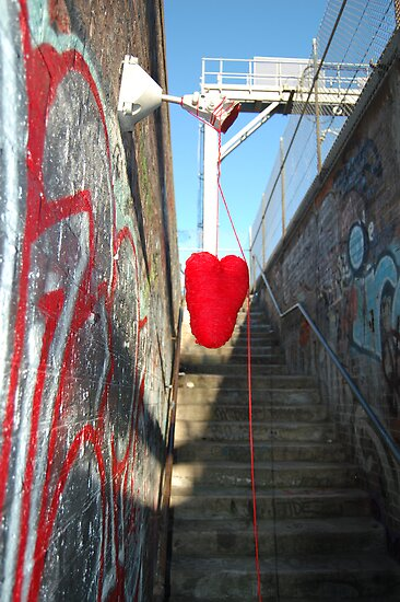 heart strings by Cheryl Grover
