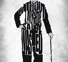 Charlie Chaplin by A. TW