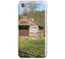 Vodrey Chapel iPhone Case/Skin
