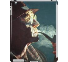 Maigret iPad Case/Skin