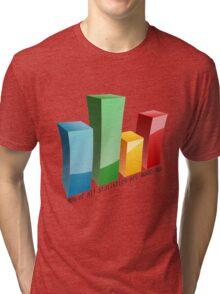 Statistics Tri-blend T-Shirt
