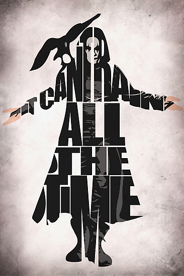 The Crow by A. TW
