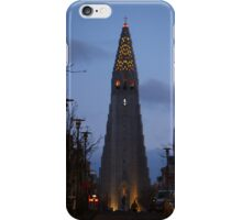 Reykjavik's Landmark iPhone Case/Skin