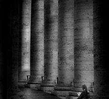 nun by Joseph  Koprek