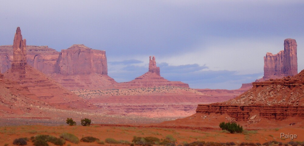 Monument Valley by Paige
