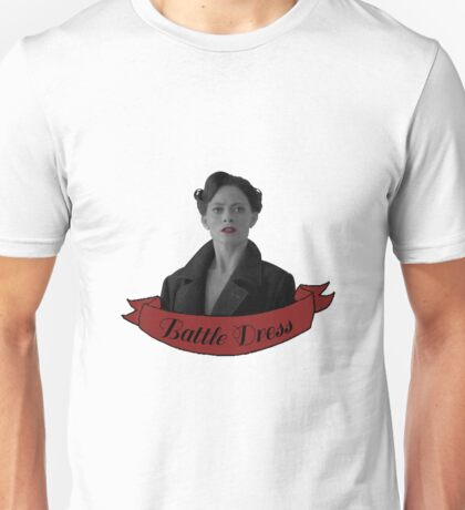 'Battle Dress' - Irene Adler Unisex T-Shirt
