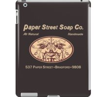 Paper Street Soap Co.T-Shirt iPad Case/Skin