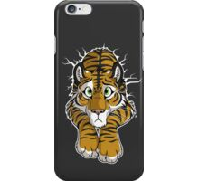 STUCK - Brown Tiger iPhone Case/Skin