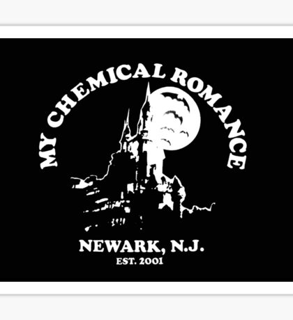 MCR 2001 NJ Sticker