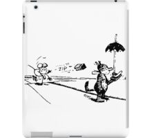 Krazy Kat Cartoon iPad Case/Skin