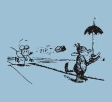 Krazy Kat Cartoon by Iskanders