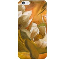 BACKYARD MAGNOLIAS iPhone Case/Skin