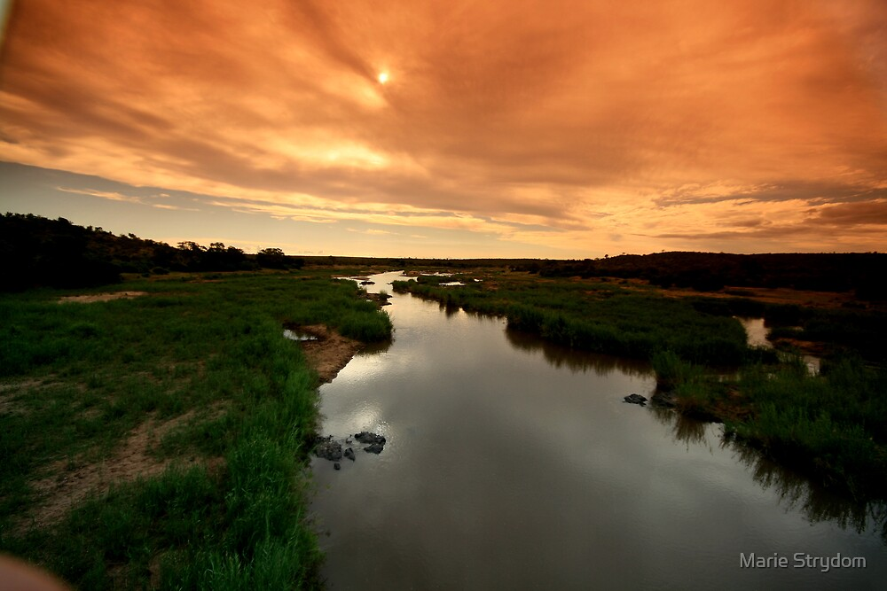 Olifants River by Marie Strydom