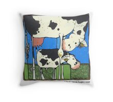 Herd Throw Pillow