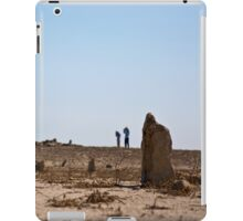 Altitude is just a matter of scale iPad Case/Skin