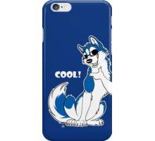 COOL - Husky Blue iPhone Case/Skin