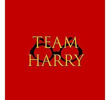 Team Harry Photographic Print