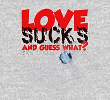 Love Sux : adult humour Hoodie