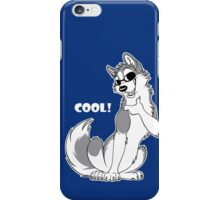 COOL - Husky Grey iPhone Case/Skin