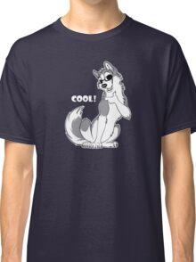 COOL - Husky Grey Classic T-Shirt