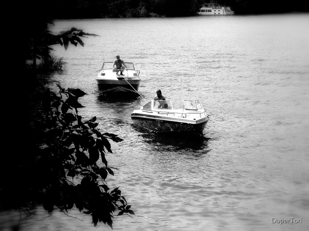 Boatin by DuperTori