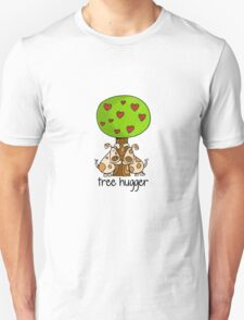 Tree huggers T-Shirt
