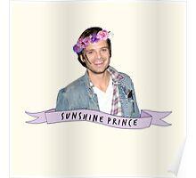 Stan - Sunshine Prince Poster