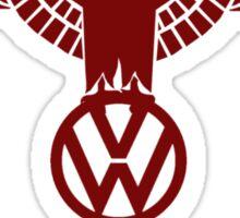 KdF Wagen Sticker