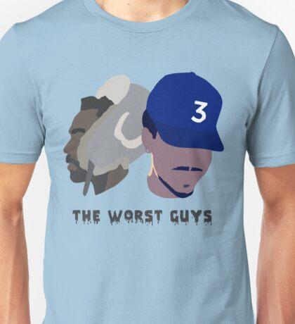 The Worst Guys - Chance + Gambino Unisex T-Shirt