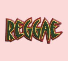 Reggae Colorful  Kids Clothes