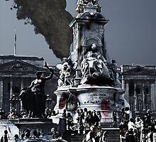 Buckingham World War 3 by LeottVicious