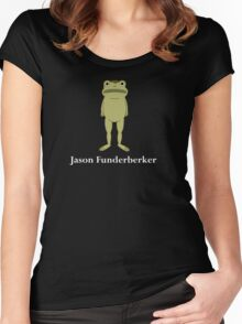 Jason Funderberker Women's Fitted Scoop T-Shirt