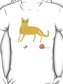 Nice Ginger Cat T-Shirt
