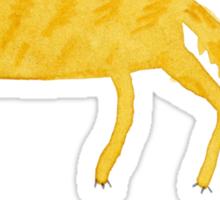 Nice Ginger Cat Sticker