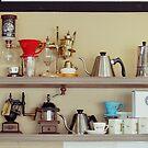Coffee Paraphernalia by the-novice