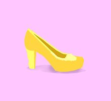 A slipper as pure as gold by princeling