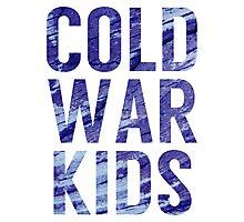 Cold War Kids Photographic Print