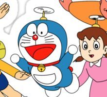 Doraemon Nobita Sticker