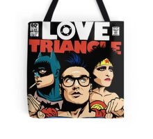 Butcher Billy's Bizarre Love Triangle: The Post-Punk Edition Tote Bag