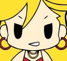Panty Chibi Sticker