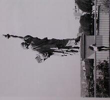 Statue of Liberty sur Paris by clamb34