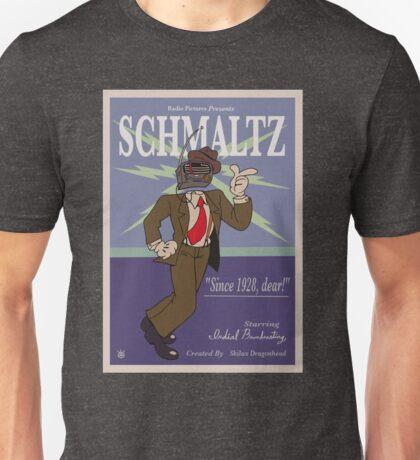 Schmaltz - The Radio Cool Cat Unisex T-Shirt