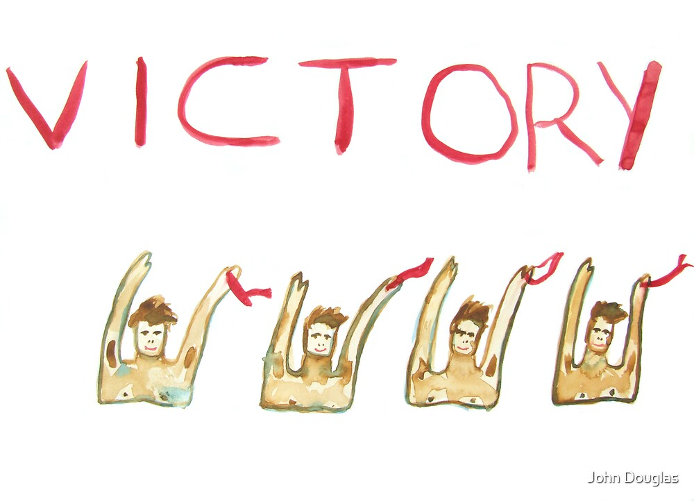 Victory by John Douglas